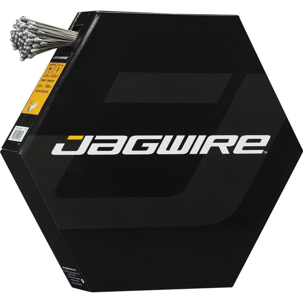 Jagwire Sport Brake Cable - 1.5x2000mm, Slick Stainless, SRAM/Shimano