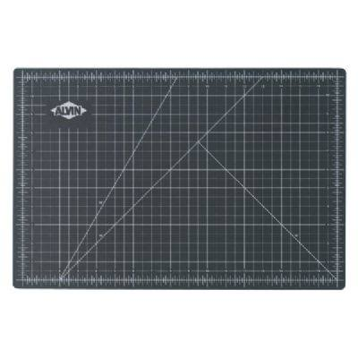 "Alvin Self Healing Green Cutting Mat - 18"" x 24"""