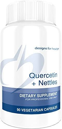 Designs for Health Quercetin Nettles Dietary Supplement - 90ct