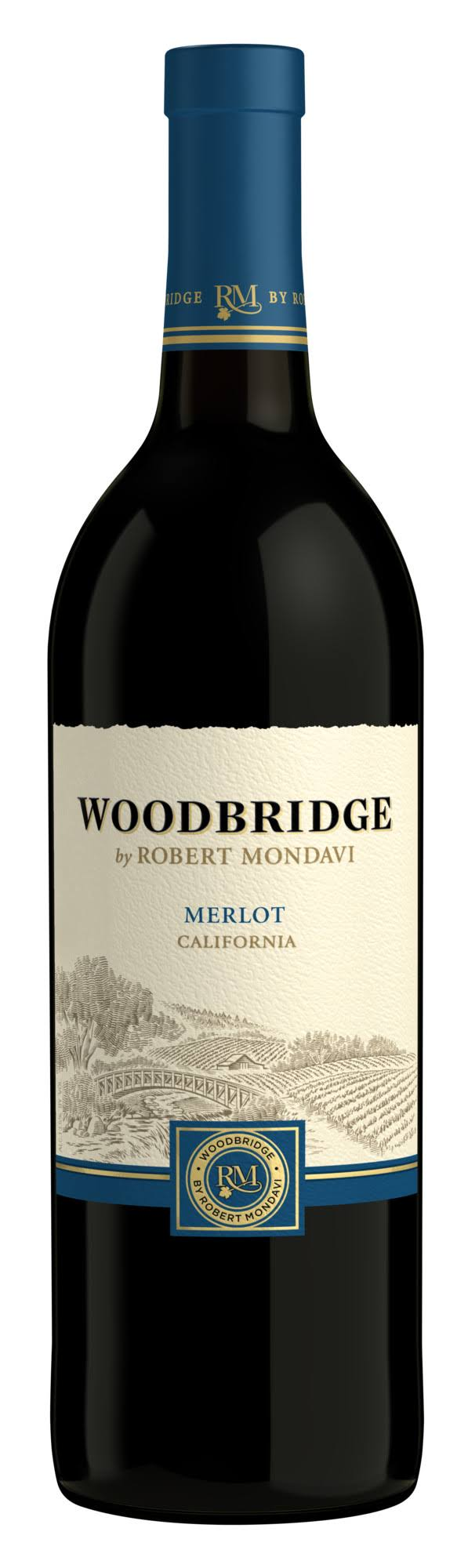 Woodbridge Merlot, California, 2013 - 750 ml