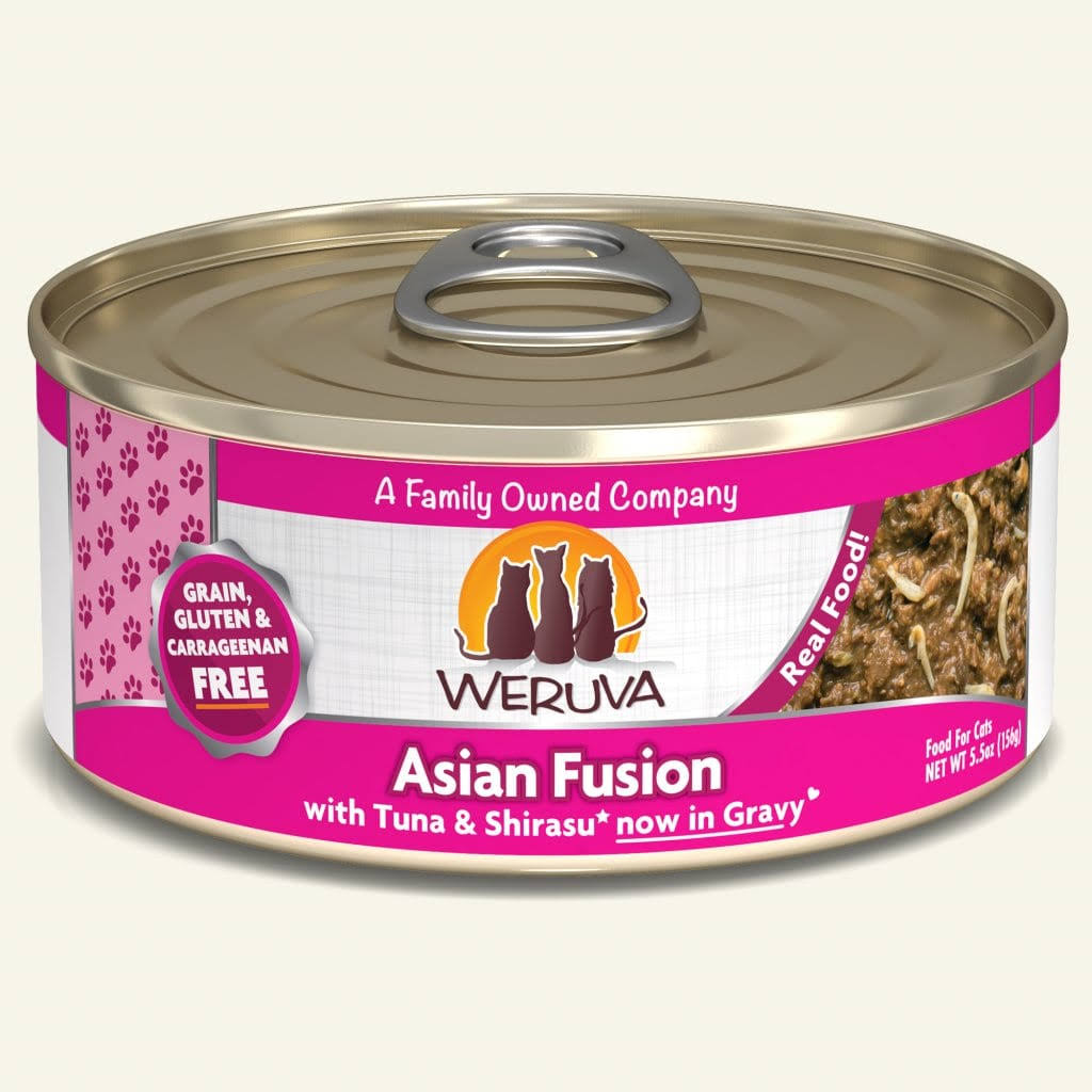 Weruva Asian Fusion 5.5oz Canned Cat Food