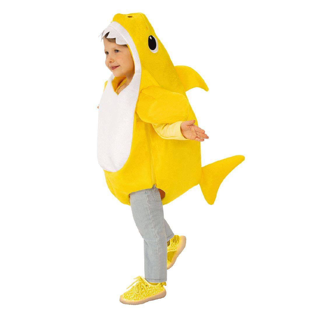 Baby Shark - Baby Shark Costume with Sound