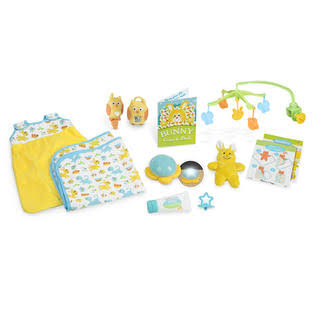 Melissa & Doug - Mine to Love Bedtime Play Set