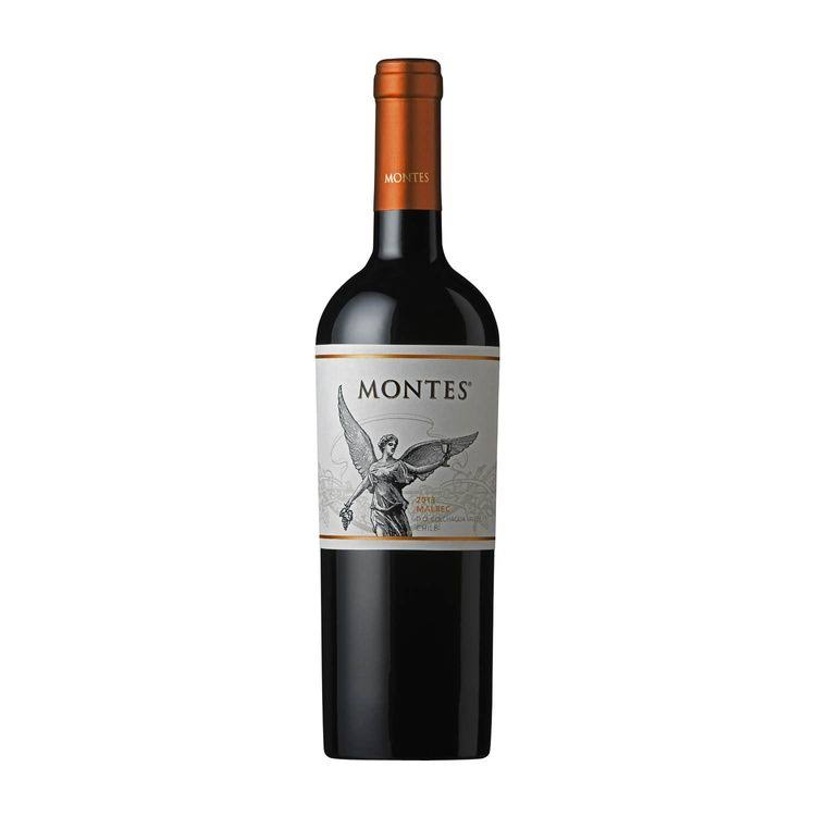 Montes Malbec Wine - Classic Series, 750ml