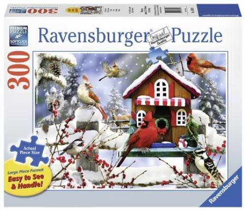 Ravensburger The Lodge Jigsaw Puzzles - 300pc
