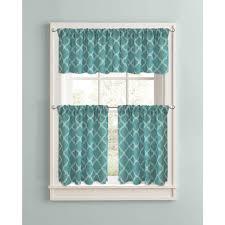 Black Sheer Curtains Walmart by Green Kitchen Curtains Walmart Com