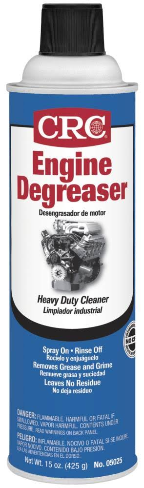 CRC Engine Degreaser Heavy Duty Cleaner - 15oz