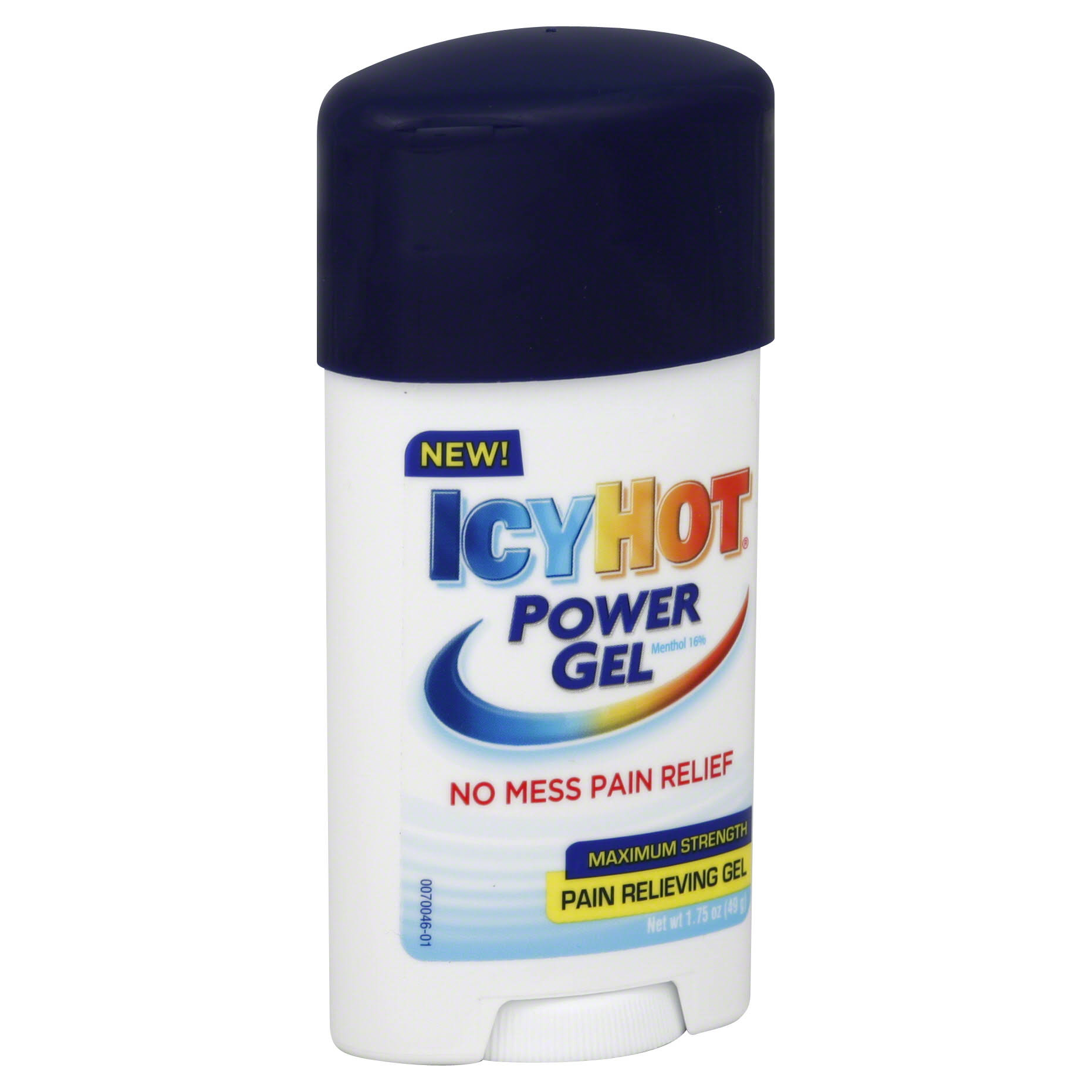 Icy Hot Power Gel Maximum Strength Pain Relieving Gel - 1.75oz