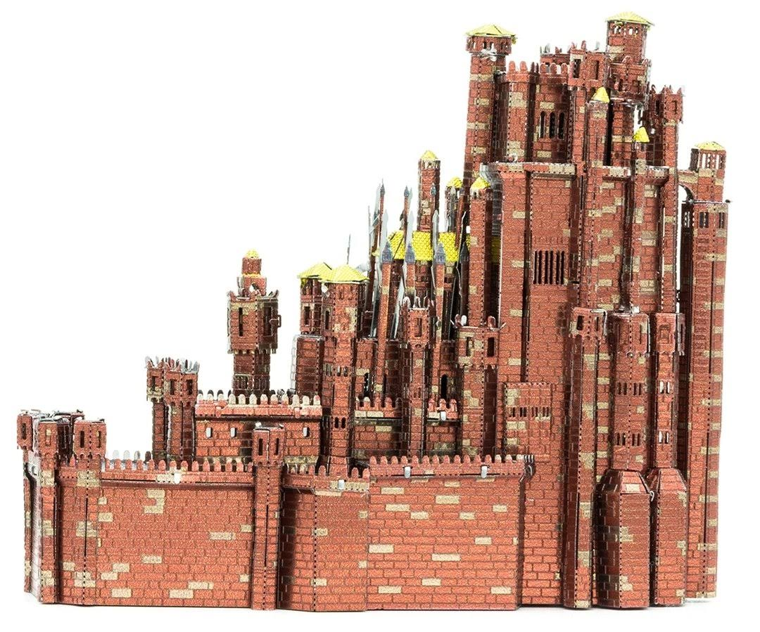 Game of Thrones: Metal Earth Red Keep Model Kit