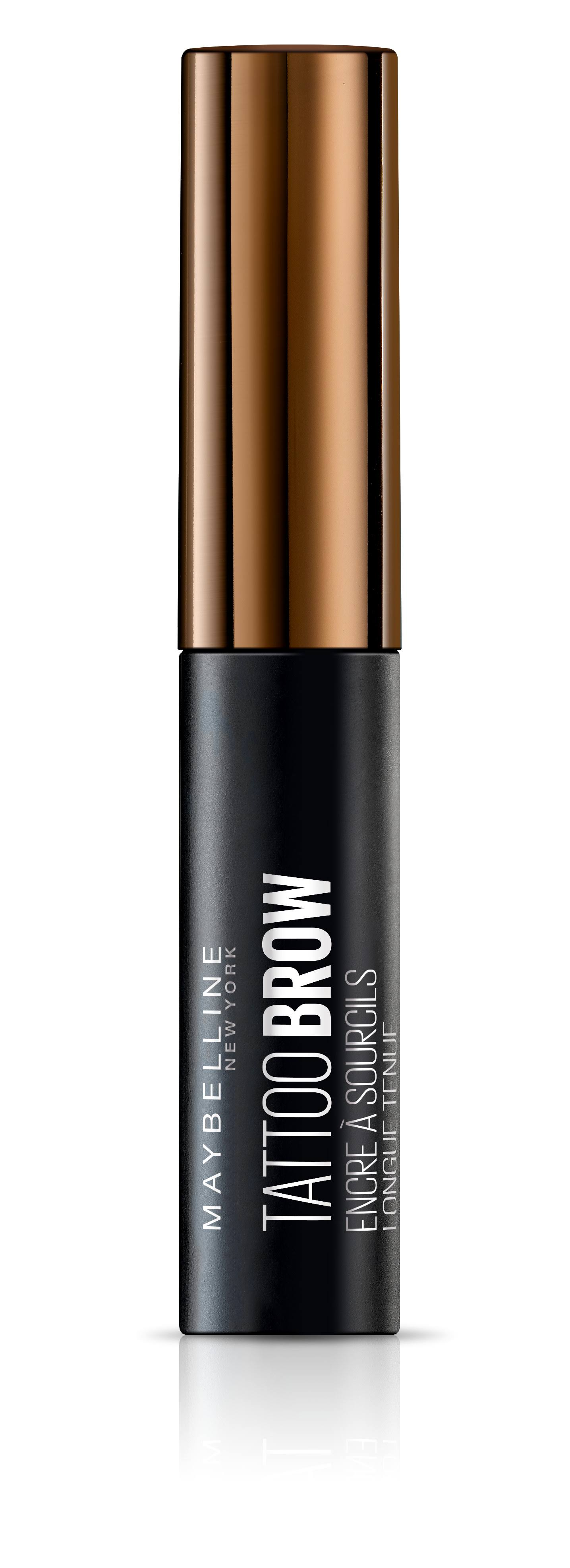 Maybelline Tattoo Brow Gel Tint - Medium Brown, 4.9ml