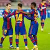Chơi thiếu người, Barca vẫn thắng đậm ngày ra quân Champions ...