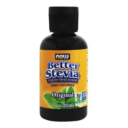 Now Foods Stevia Liquid Extract - 2 oz