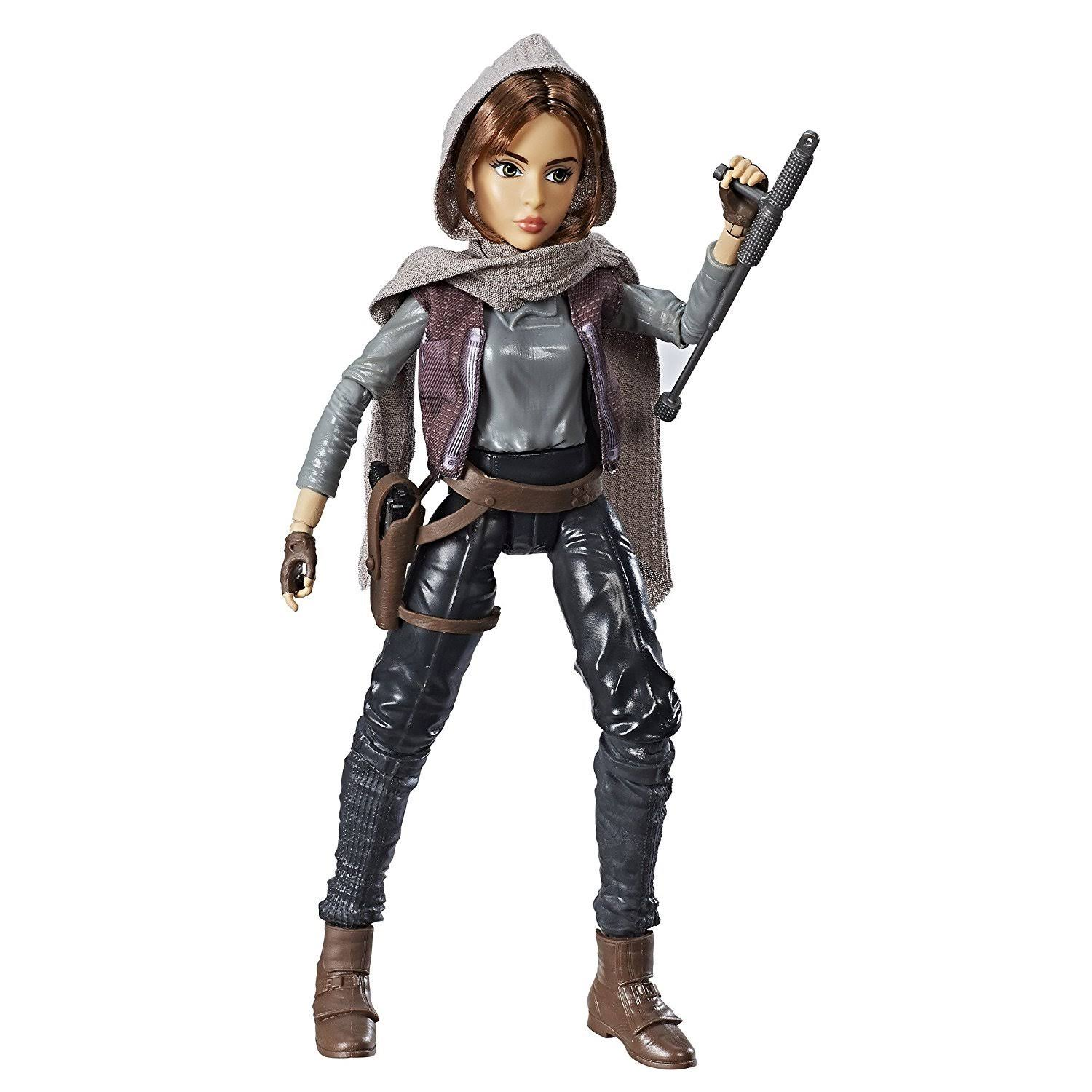 Star Wars Forces of Destiny Jyn Erso Adventure Action Figure