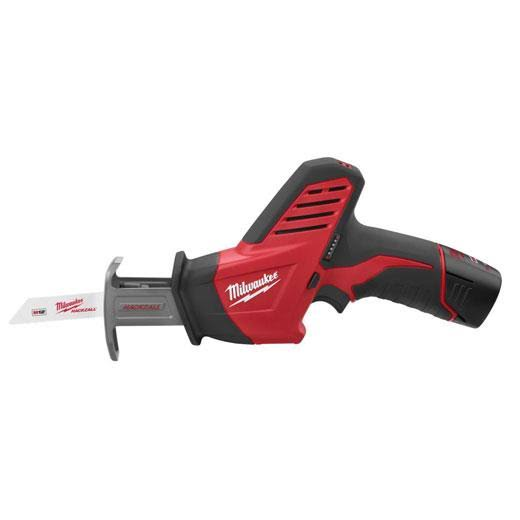 Milwaukee M12 Lithium-Ion Cordless Reciprocating Saw - 12V