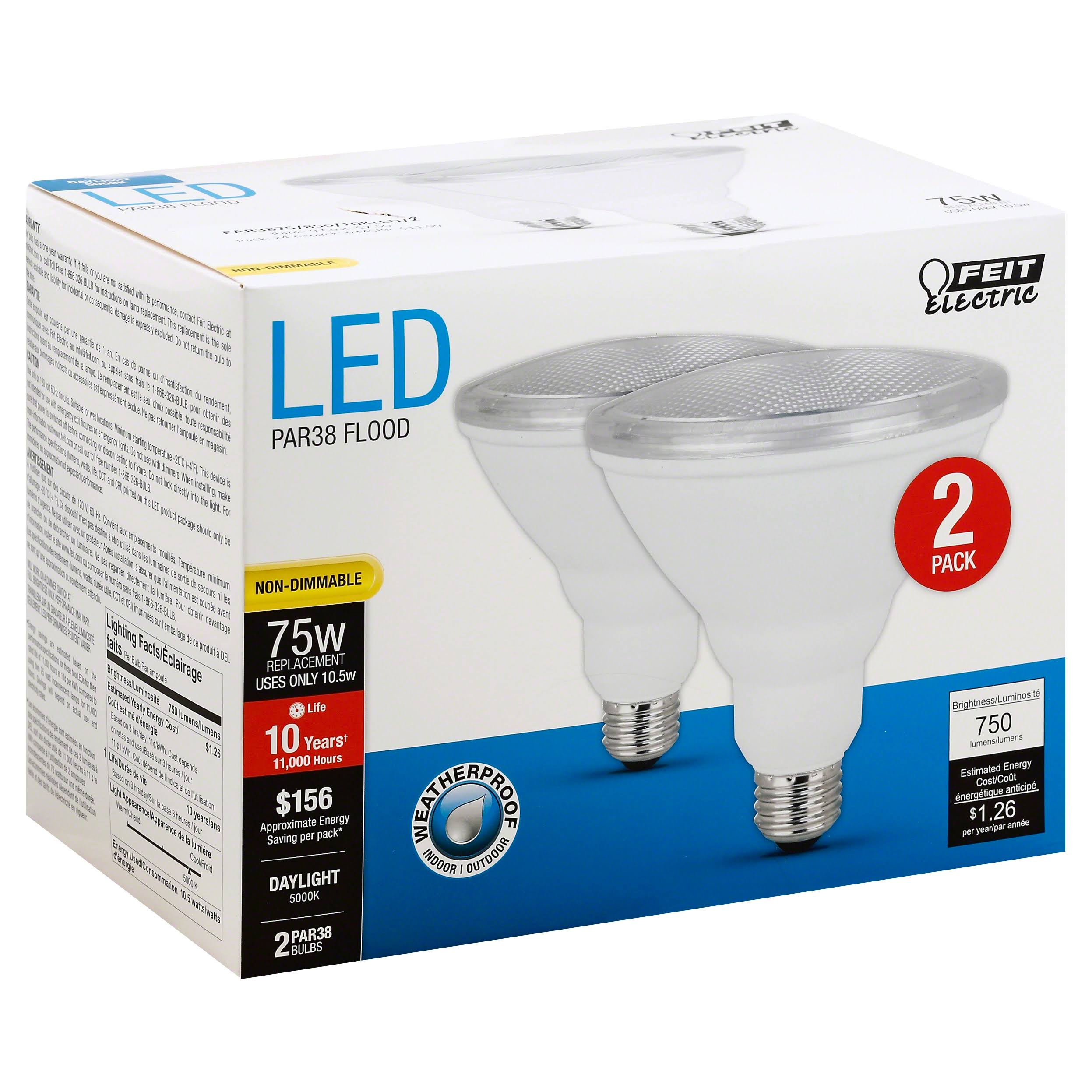 Feit Electric Dimmable Led Bulb - 75W, 750 Lumens