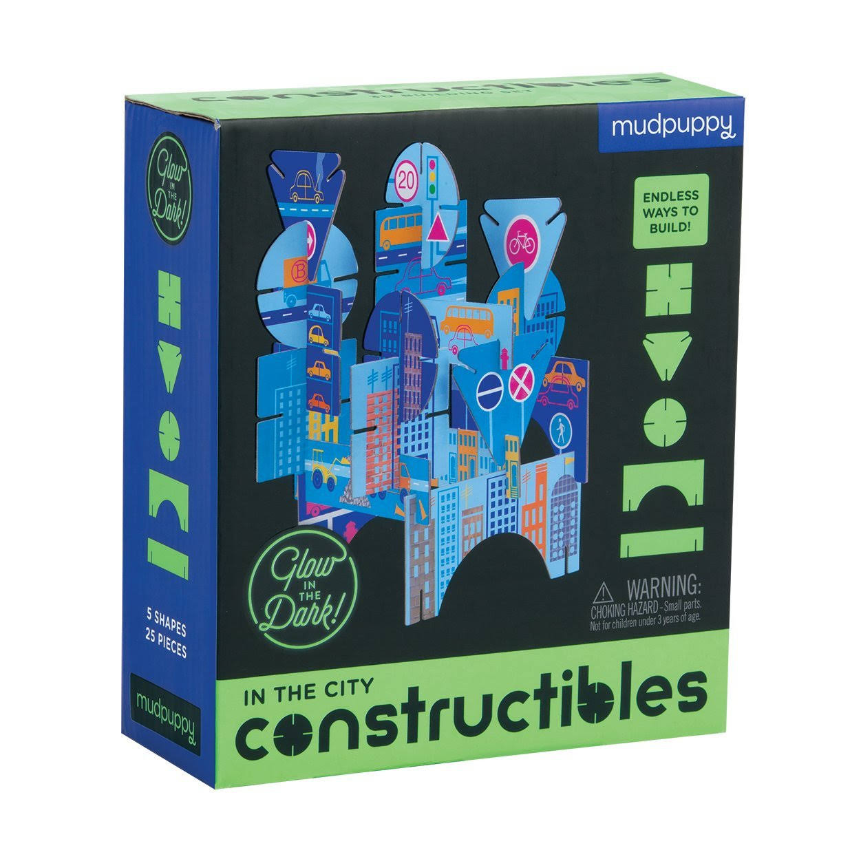 In the City Constructibles [Book]