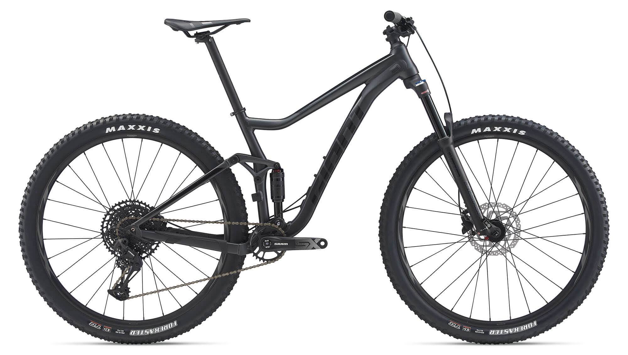 Giant Stance 29er Mountain Bike - Gunmetal Black