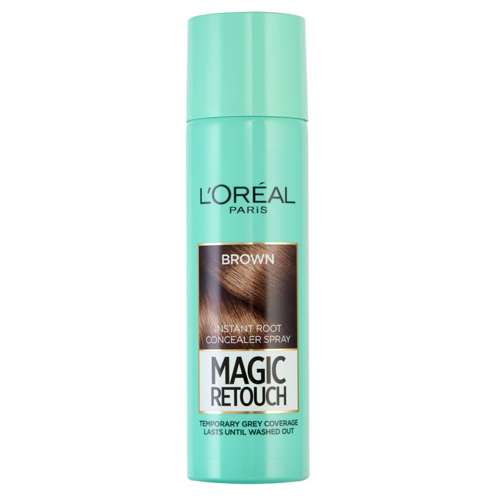 L'Oréal Magic Retouch Semi-Permanent Colour - 150ml, Brown