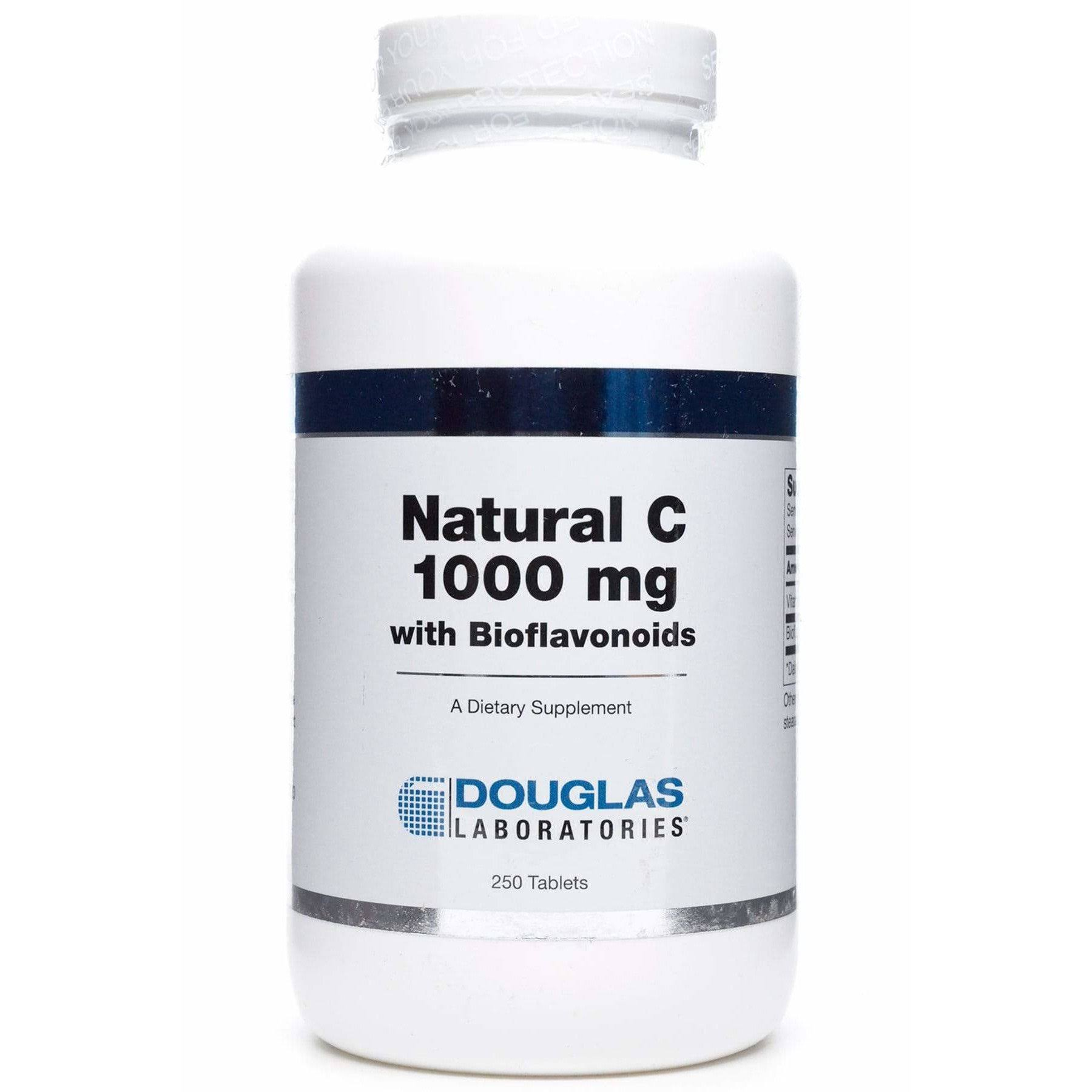 Douglas Laboratories Natural C Dietary Supplement - 250ct