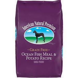 American Natural Premium Ocean Fish Meal & Potato Dry Dog Food, 30-lb