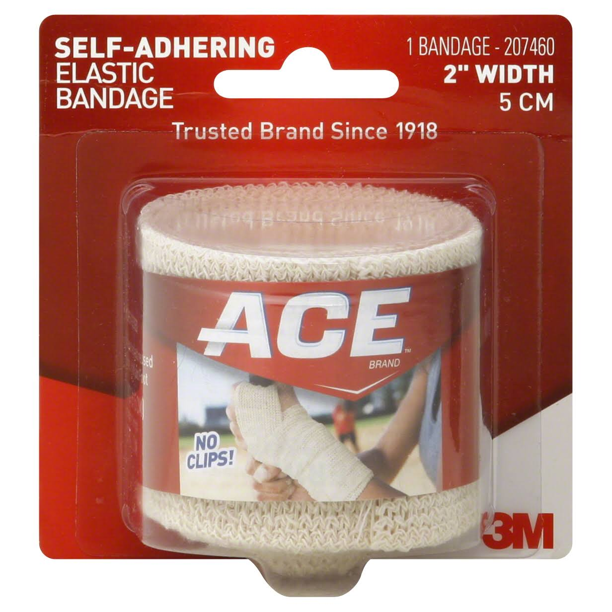 3M Ace Self-Adhering Elastic Bandage - 5cm