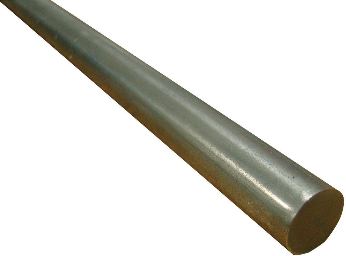 K&S Round Stainless Steel Rod - 3/32in x 12in