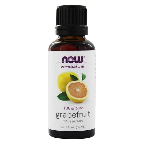Now Foods Grapefruit Oil - 30ml