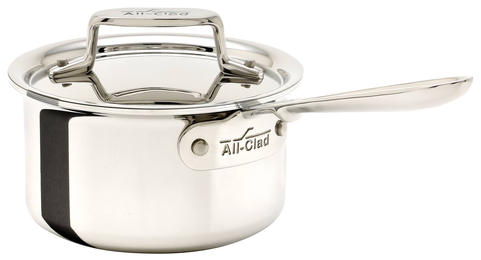 All-Clad D5 Stainless Steel 1 12 qt. Saucepan