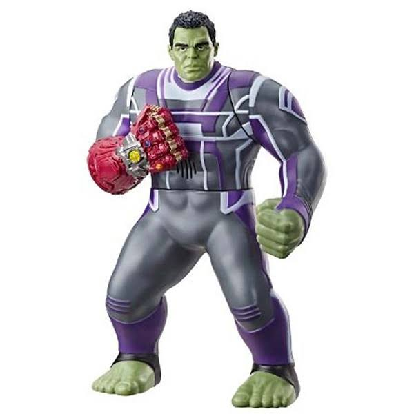 Avengers: Endgame Power Punch Hulk 10-inch Action Figure