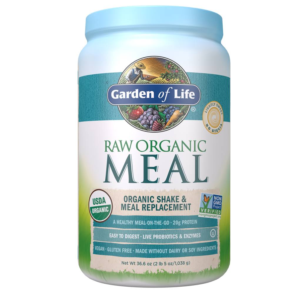 Garden Of Life Raw Meal - 2.6 lbs