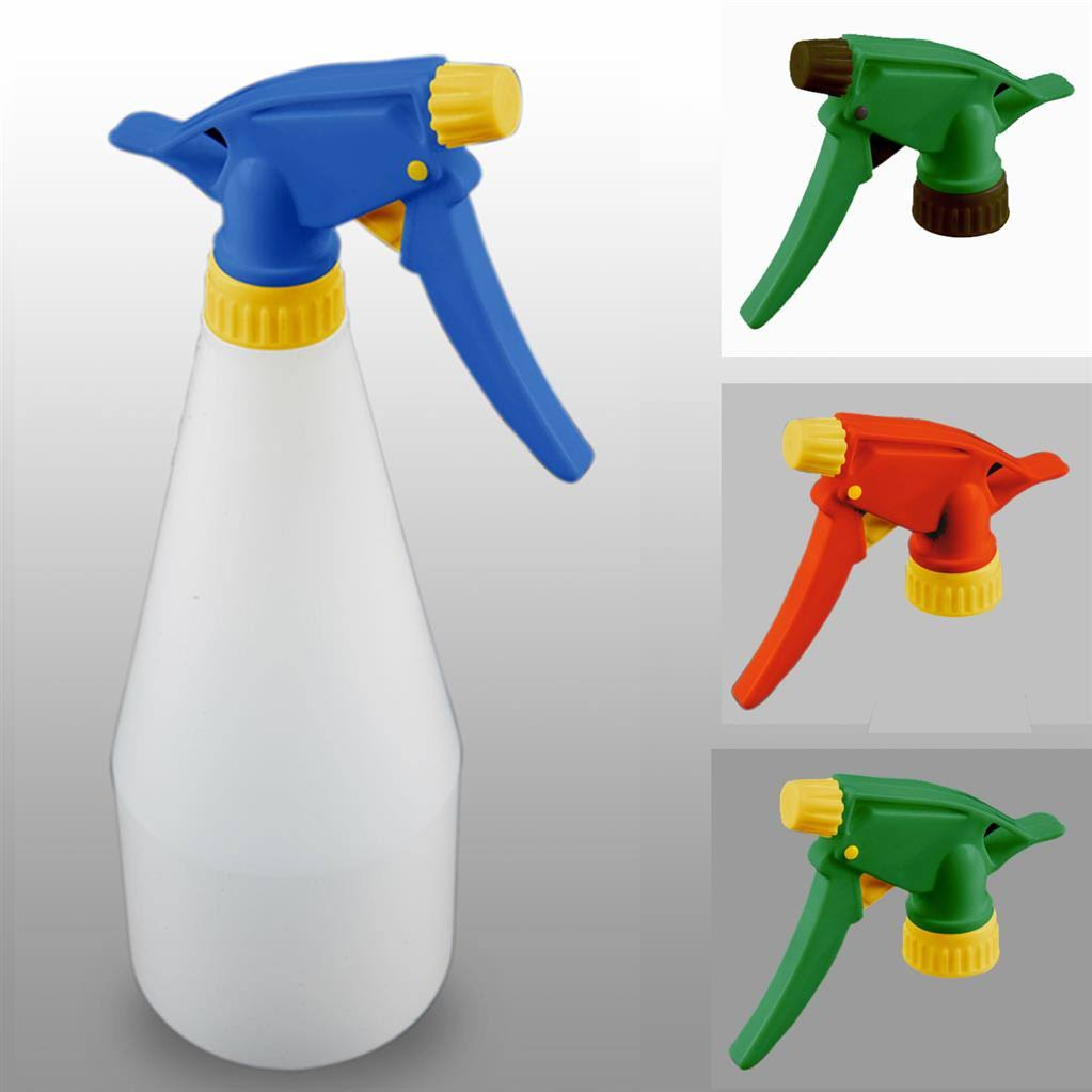 Spray Bottle For Flowers - Assorted Colours, 1l