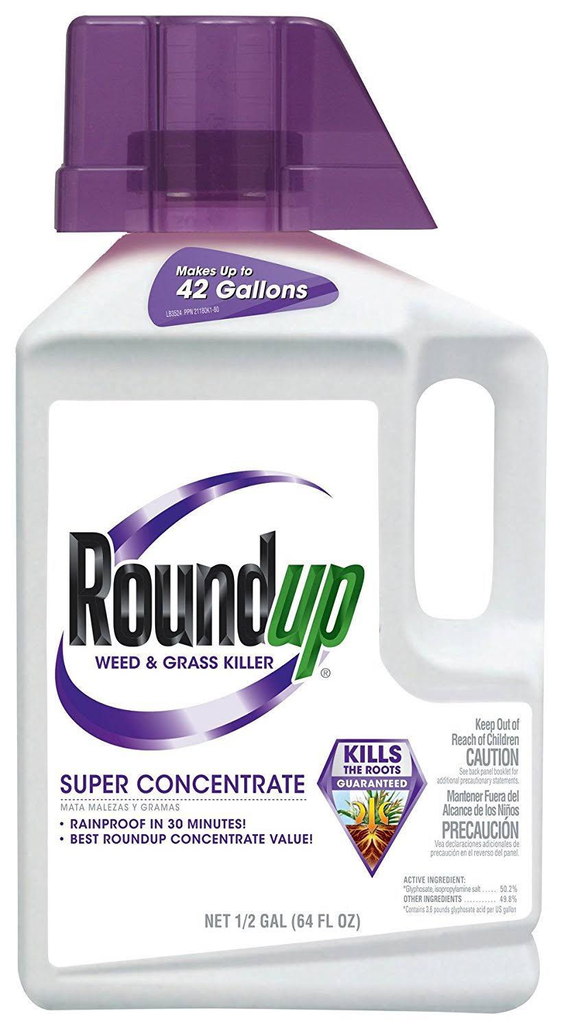 Scotts Company Round Up Weed & Grass Killer
