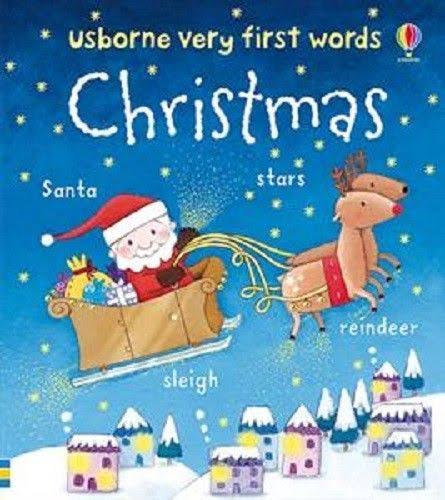 Very First Words Christmas [Book]