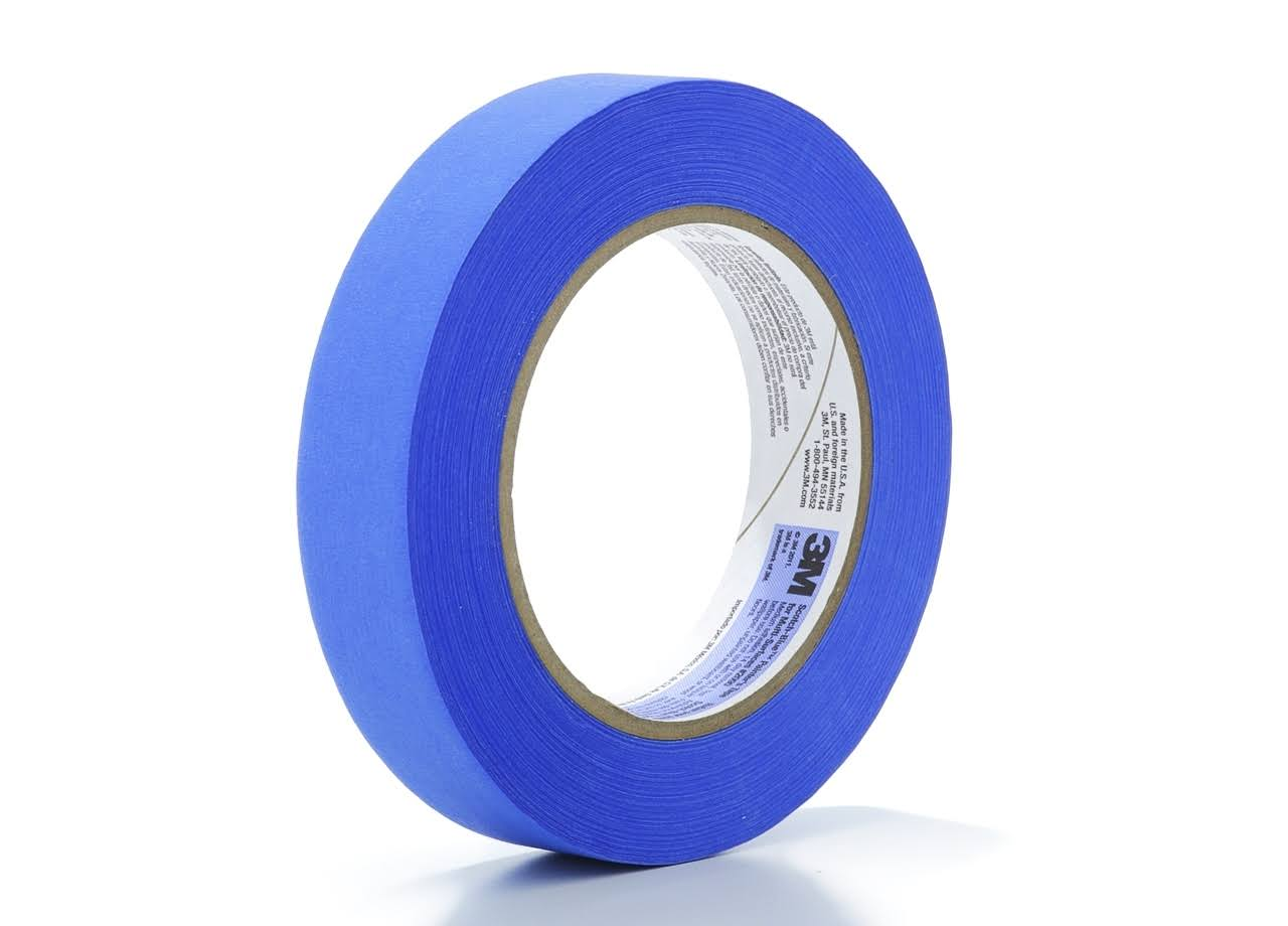 Scotch Painter's Tape - Blue, 25,4mm x 54,8m