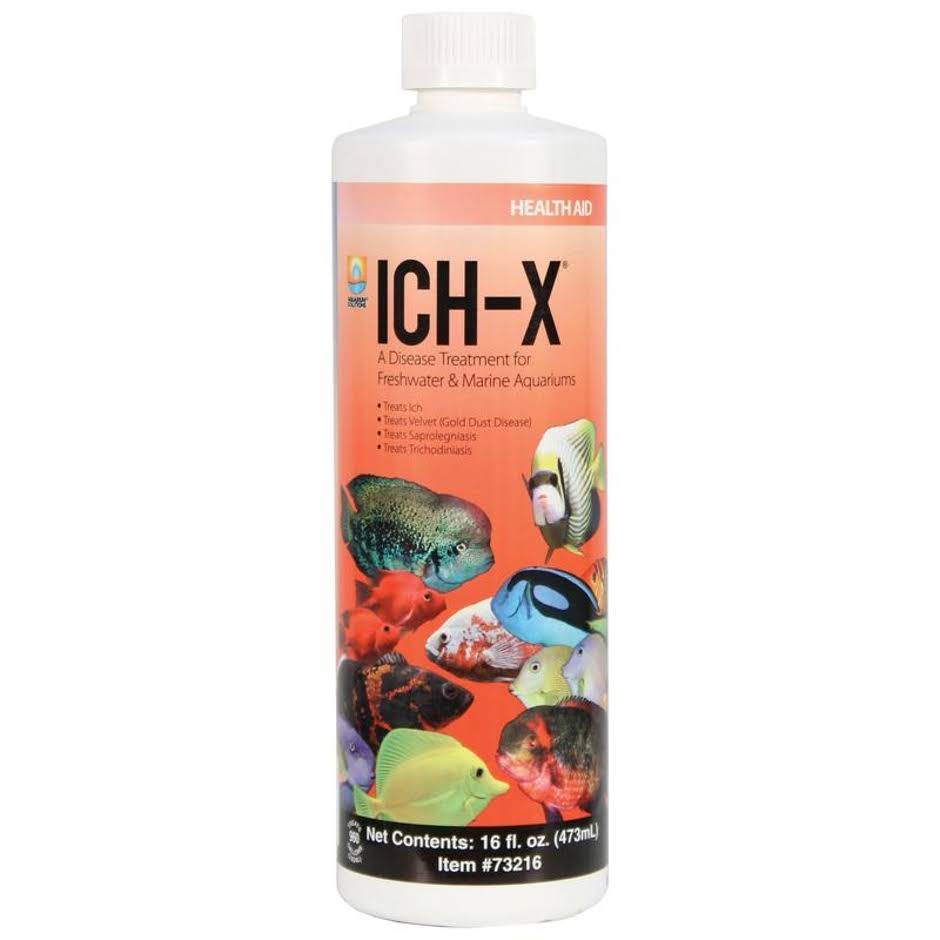 Hikari Ich-X Water Treatment - 16oz