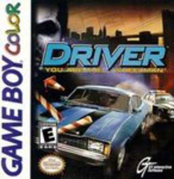 Driver - Game Boy Color