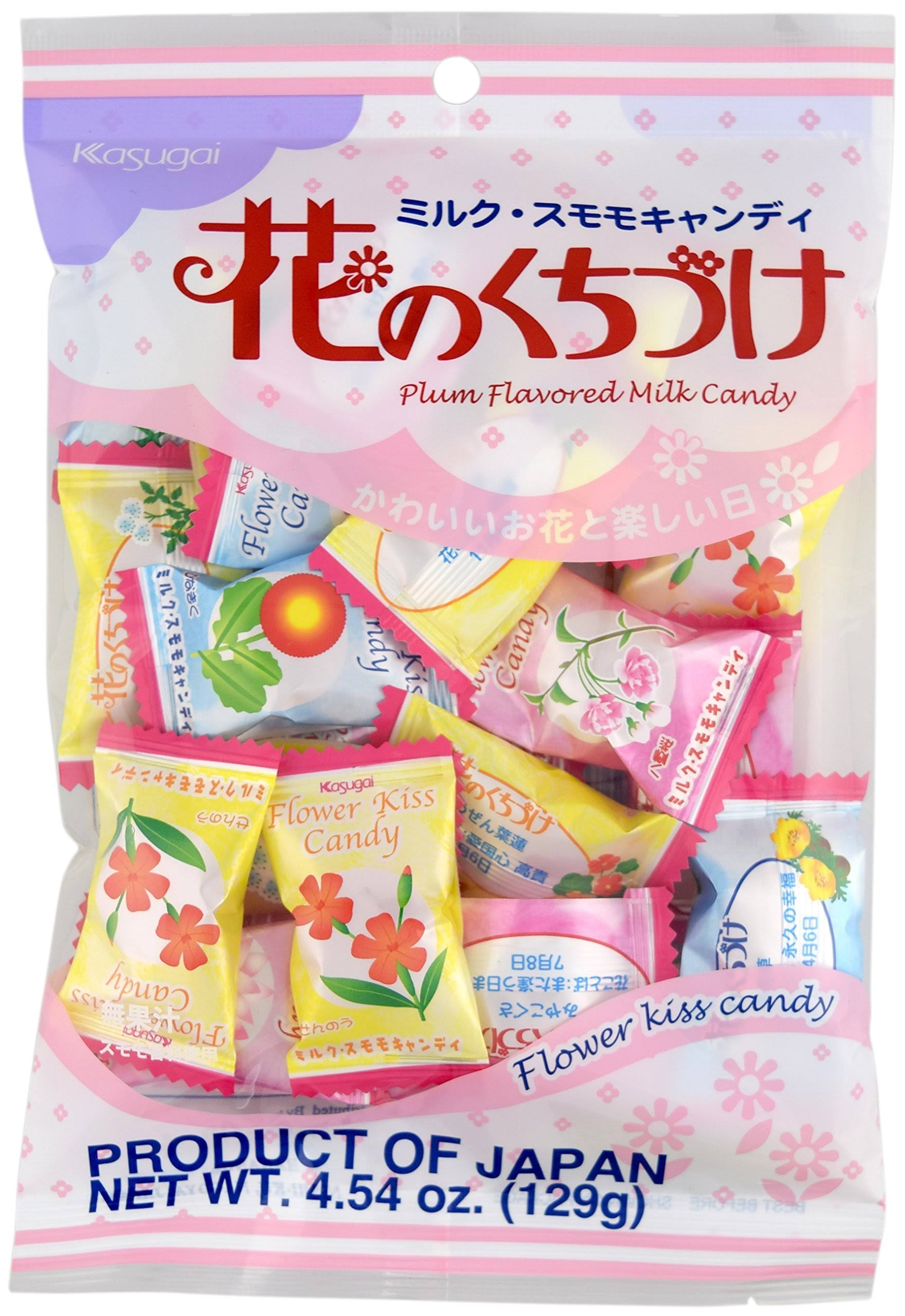 Kasugai Flower's Kiss Candy - 4.54oz