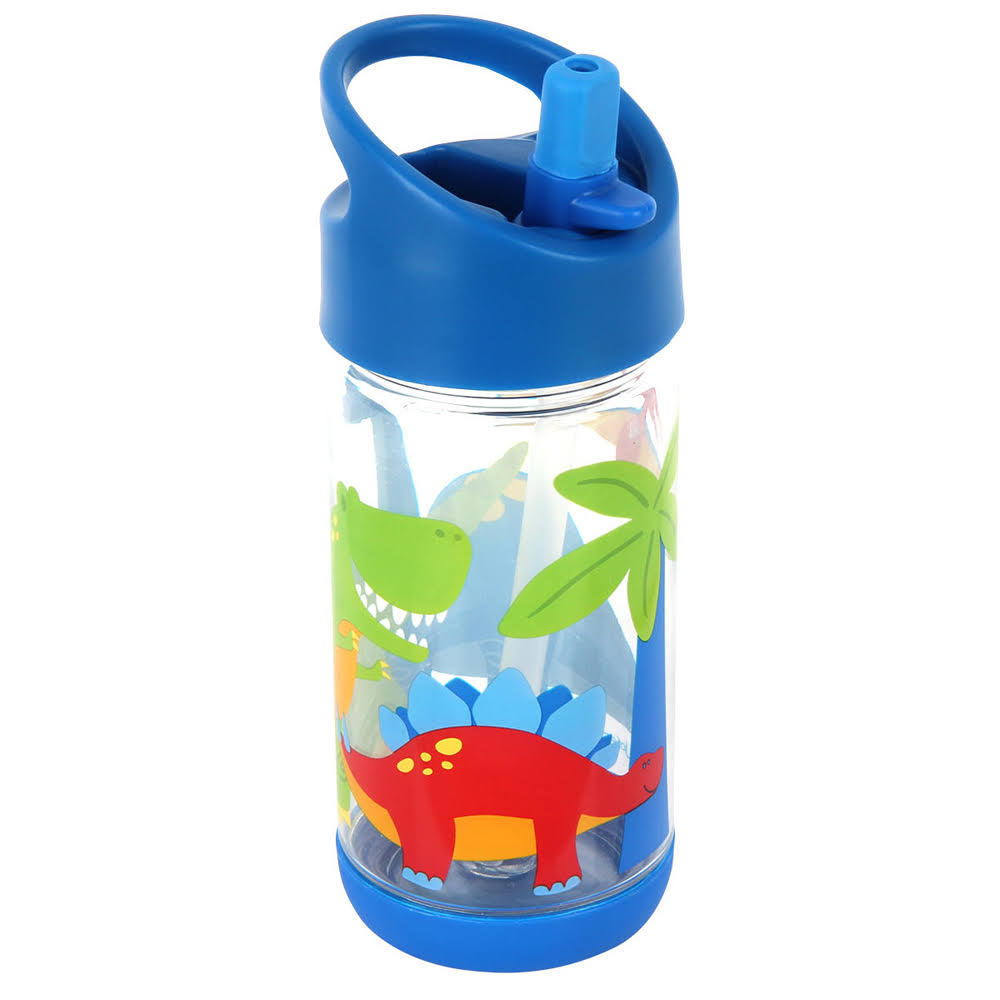 Stephen Joseph Flip and Top Bottle - Dino, 10oz