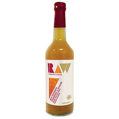 Raw ACV Infusion Raw Apple Cider Vinegar - Turmeric & Ginger, 500ml