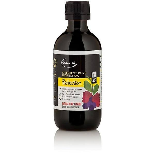 Comvita Children's Olive Leaf Complex (200 ml)