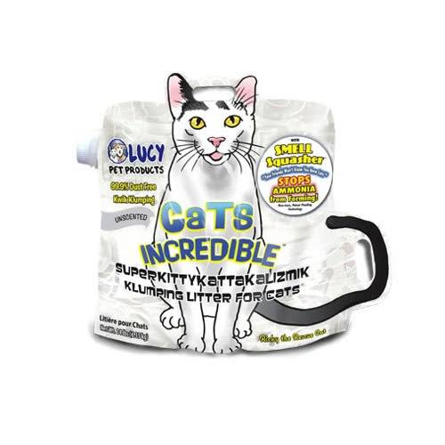 Lucy Pet Products Cats Incredible Cat Litter