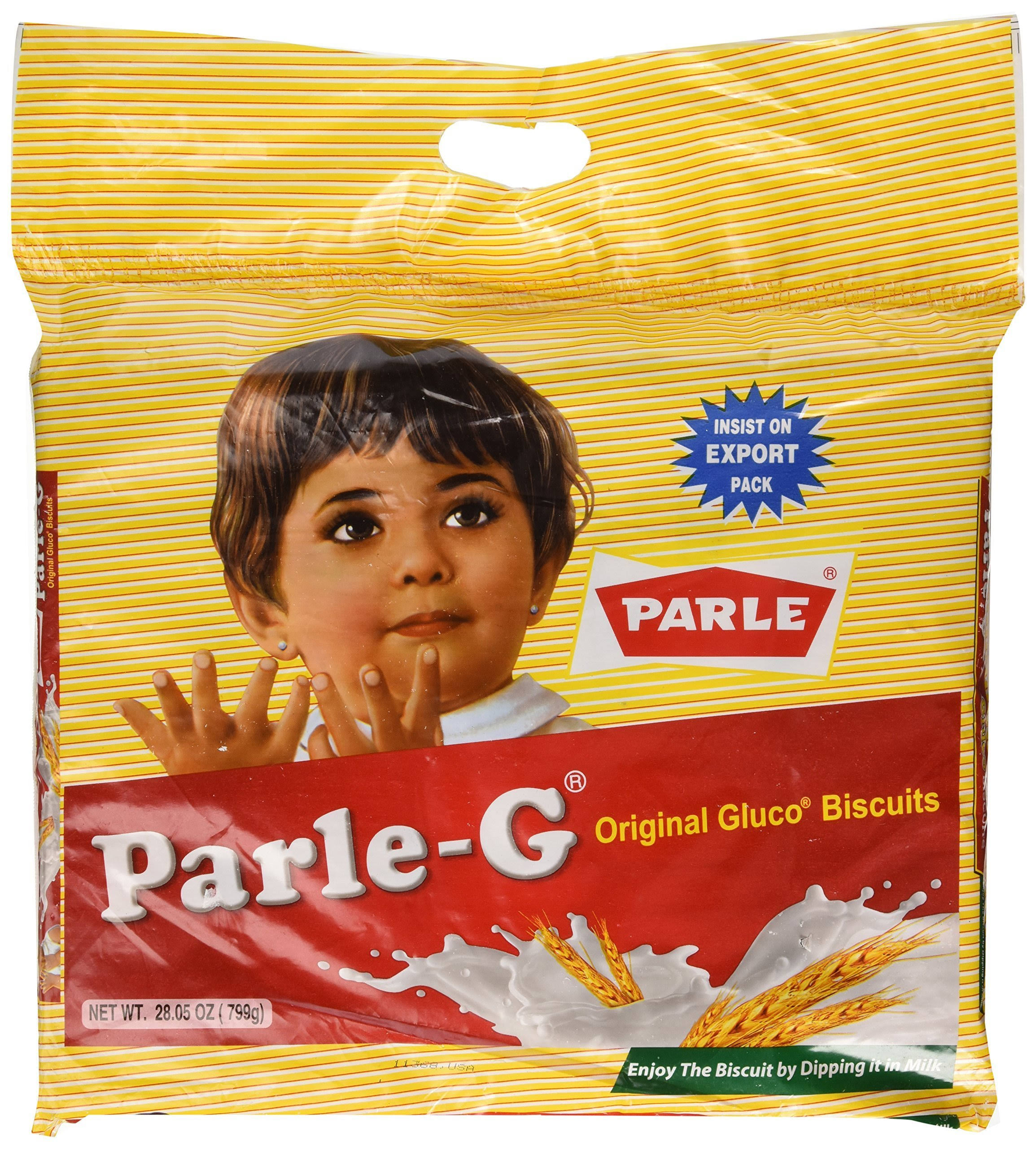 Parle G 28.05 oz Pack of