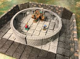 Dungeons And Dragons Tiles Pdf Free by Raging Owlbear D U0026d In 3d Printing