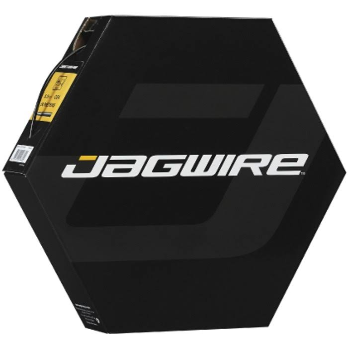 Jagwire 4mm Derailleur Housing - L3 Liner, Black, Box/50M