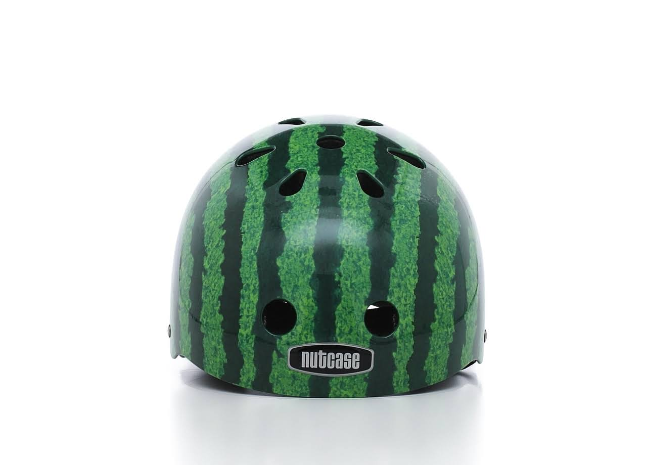 Nutcase Street Helmet - Watermelon, Medium
