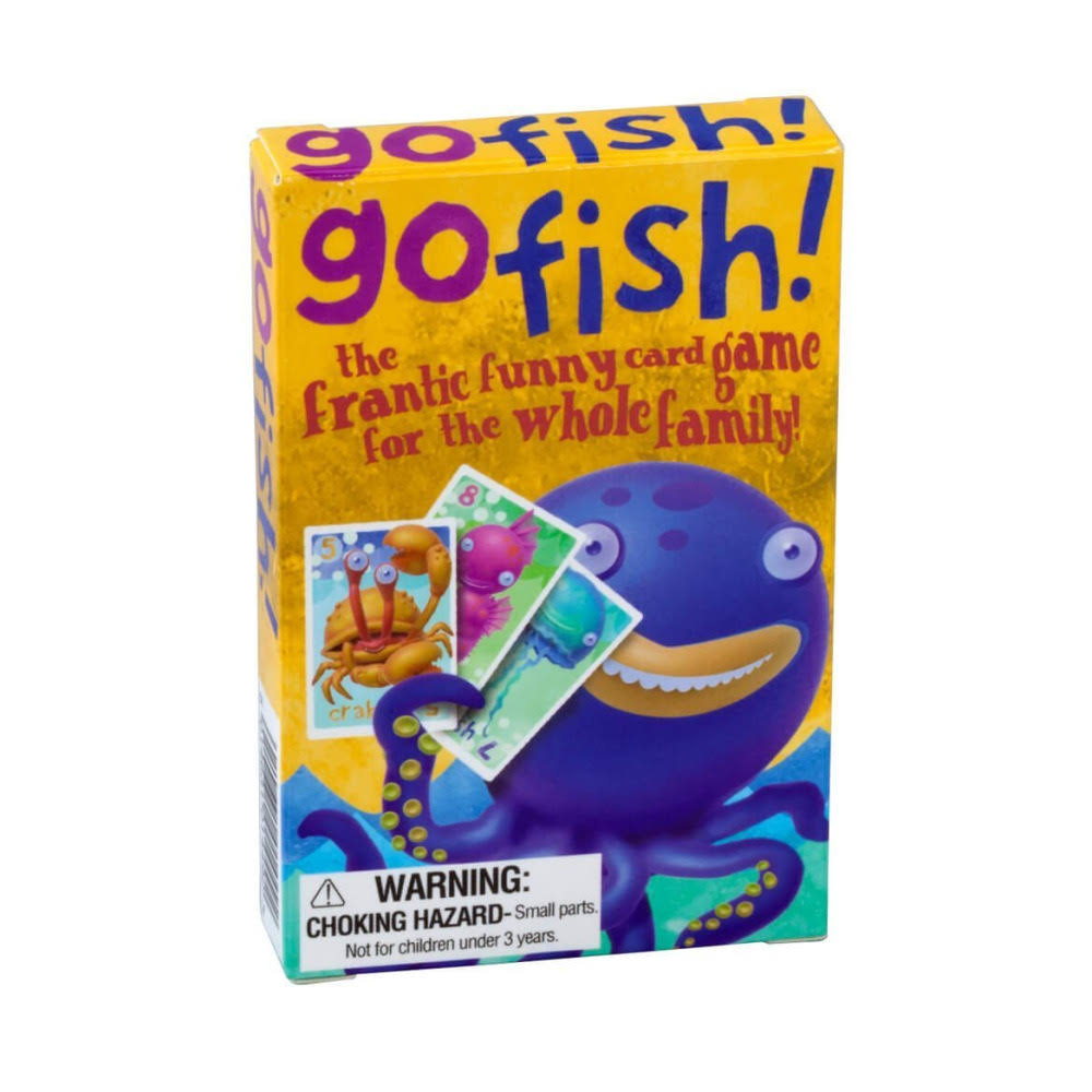 House of Marbles - Go Fish Card Game
