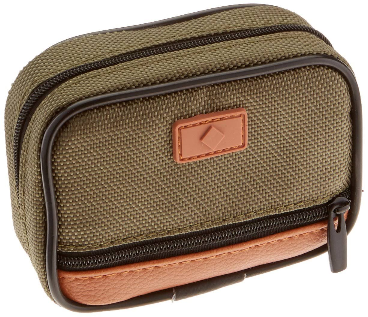 DM Merchandising Men's 7-day Pill Box Case - Green