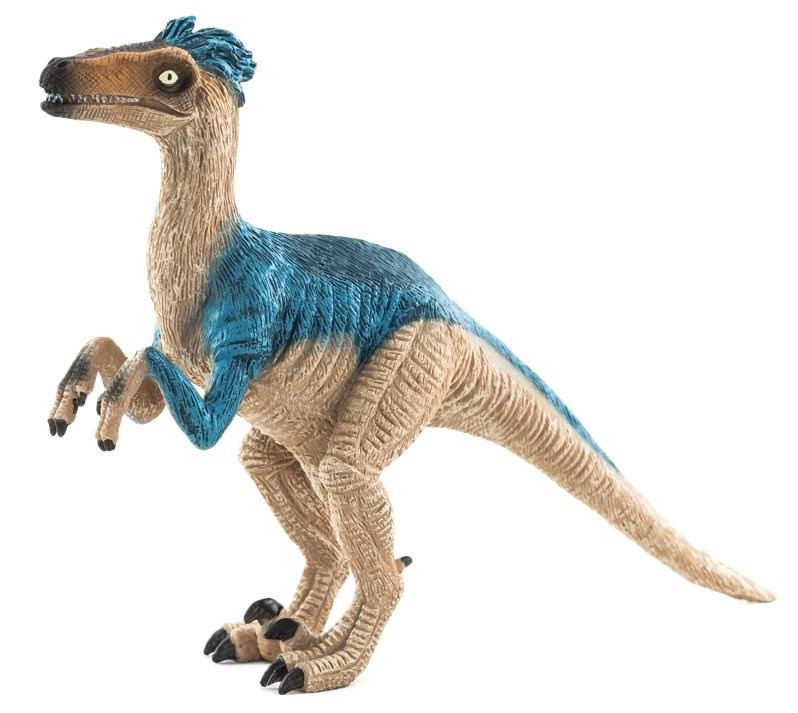 Animal Planet Dinosaur Toy - Velociraptor