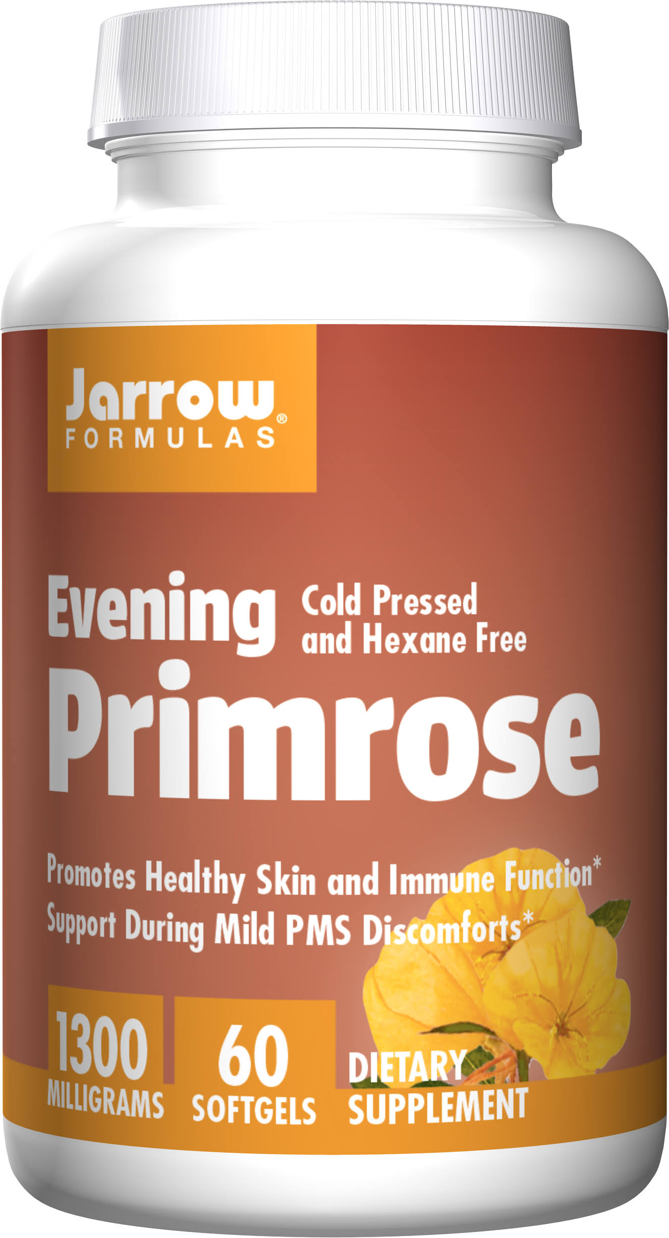 Jarrow Formulas Evening Primrose Oil - 60 Softgels