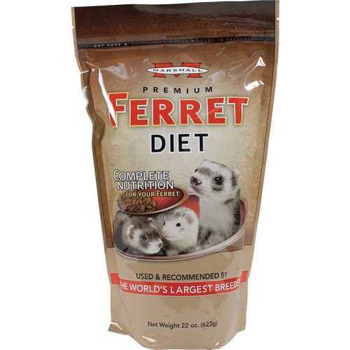 Marshall Pet Products Ferret Diet Food - 623g